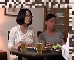 japanese friends wife